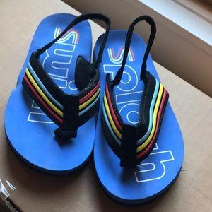 Little Boy Size 9/10 Sandals